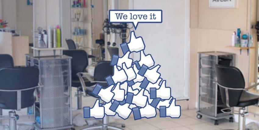 Passo a passo como melhorar o alcance do facebook do salão de beleza e estética
