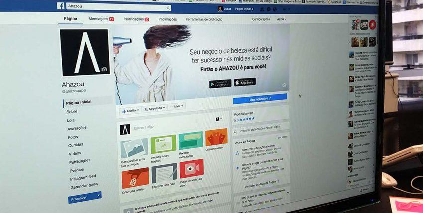As informações do facebook do seu salão de beleza estão completas?