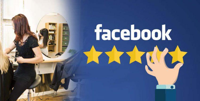 Como conseguir boas avaliações no facebook do seu salão de beleza