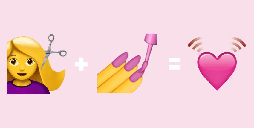 Importância dos Emojis nas mídias sociais do seu salão