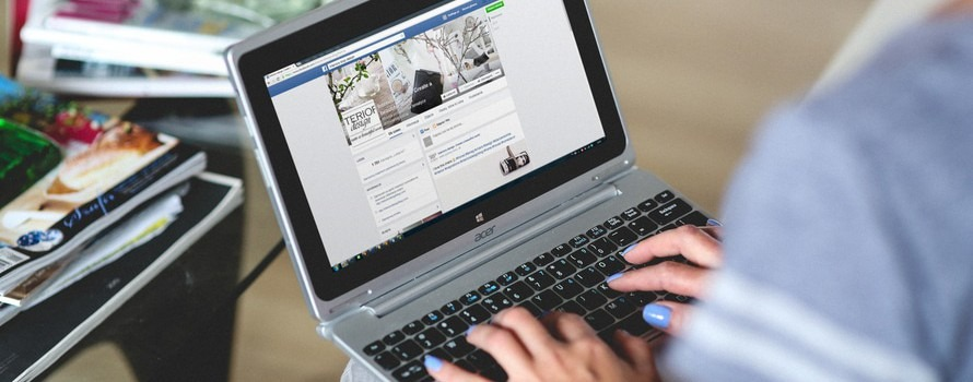 Facebook é a ferramenta chave para a comunicação do seu salão de beleza