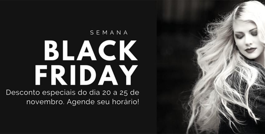 Black Friday: como seu salão de beleza ou estética podem faturar mais