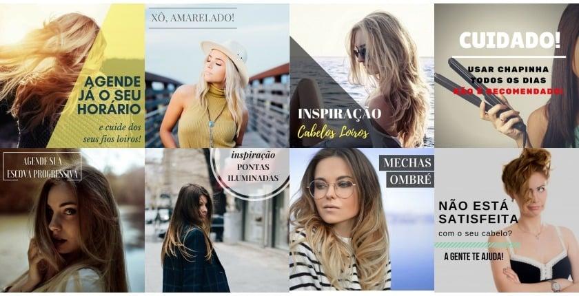 [Melhores 2017] Top 20 posts de cabelos mais utilizados no aplicativo Ahazou