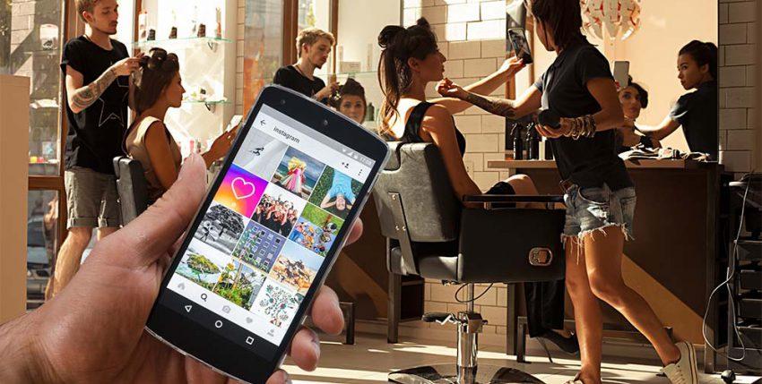 Como deixar o Instagram Comercial do seu salão de beleza perfeito