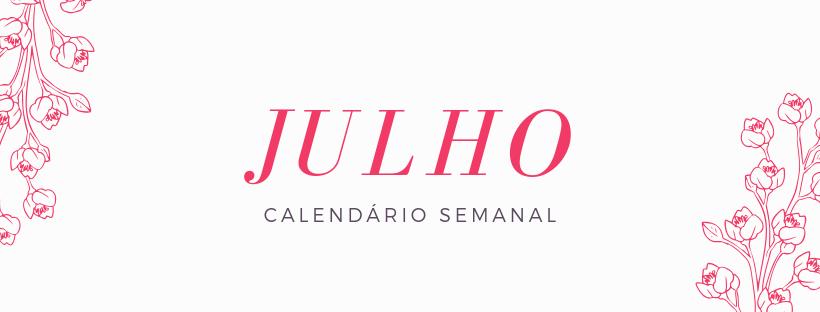 Primeiro Calendário de Julho