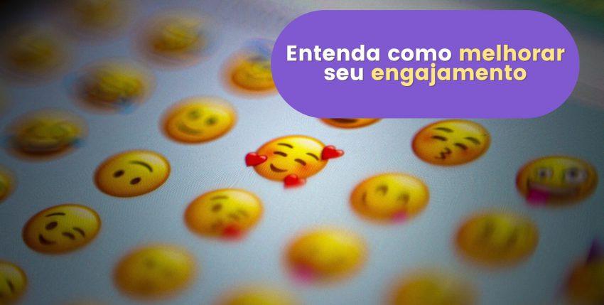 Saiba como o uso correto dos emojis pode aumentar o seu engajamento nas redes sociais